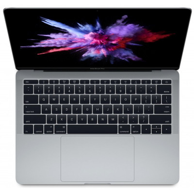 "AppleMacBook Pro 13"" Retina Z0UN0000T Space Gray (i7 3.5GHz/1TB SSD/ 16GB/Iris Plus 650) with TBar"