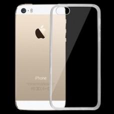 Прозрачный TPU Чехол для iPhone SE, 5s, 5