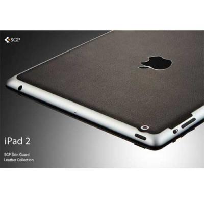 Пленка кожаная SGP Protective Skin для Apple iPad 2, 3