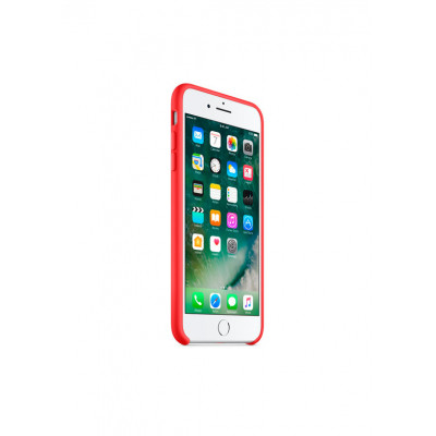 "СИЛИКОНОВЫЙ ЧЕХОЛ ""APPLE SILICONE CASE"" RED ORIGINAL COPY ДЛЯ IPHONE 7, 8"