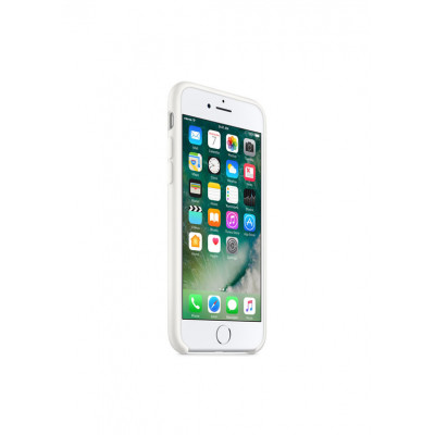 "СИЛИКОНОВЫЙ ЧЕХОЛ ""APPLE SILICONE CASE"" WHITE ORIGINAL COPY ДЛЯ IPHONE 7, 8"