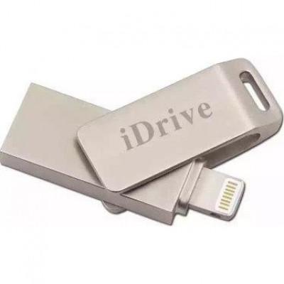 Где купить совместимую флешку  iDrive Lightning-USB for iPhone/iPad (64GB)
