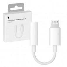Apple Lightning - 3.5 mm White (MMX62ZM/A)